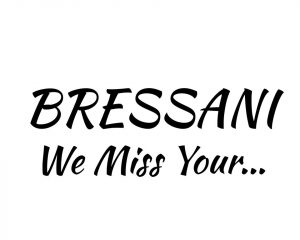 We miss you Father Bressani