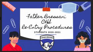 Re-Entry Procedures